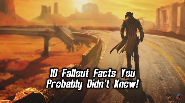 10 Fallout Facts You Probably Didn't Know!
