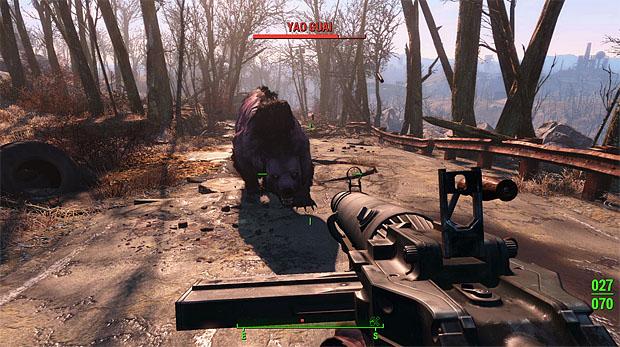 Fallout 4 Yao Gwu