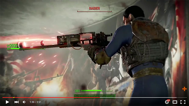 Being a Creative Killer In Fallout 4