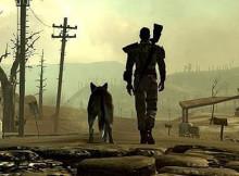 Fallout 4 Man And Dog
