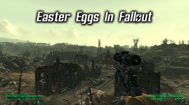 Easter Eggs In The Fallout Games