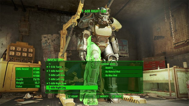 Fallout 4 DLCs and Mods