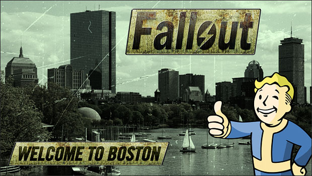 Fallout 4 - Welcome To Boston