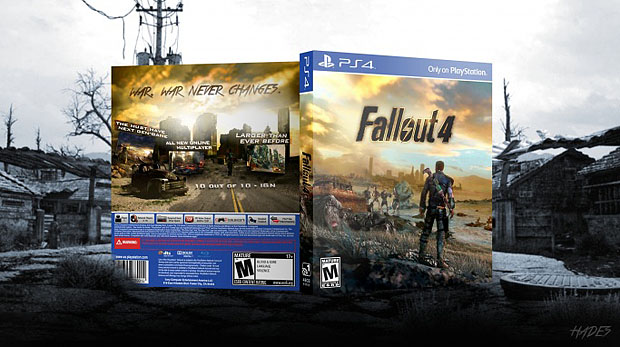 Fallout 4 for the PS4