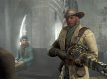 Preston Garvey - Fallout 4 Companion