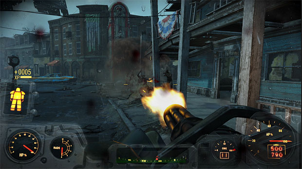 Fallout 4: In Power Armor