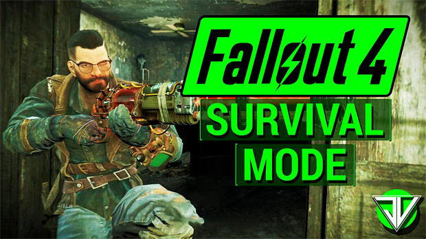 Fallout 4's Survival Mode