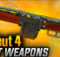 Fallout 4 Best Weapons