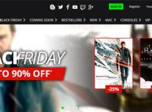 Green Man Gaming Black Friday Deals