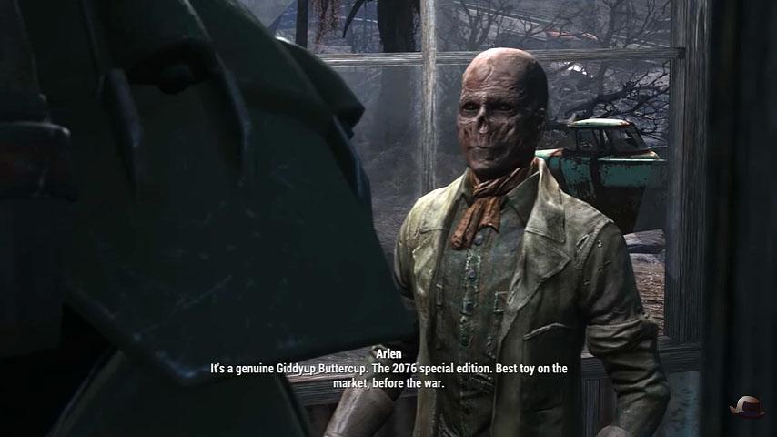 Arlen Glass - Fallout 4