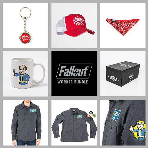 Fallout Worker Bundle