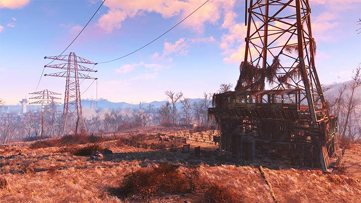 Fallout 4 For Playstation 4 Pro