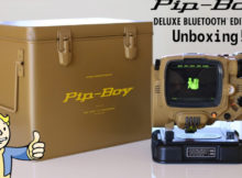 PipBoy Deluxe Bluetooth Edition