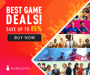 Kinguin Best Game Deals 2