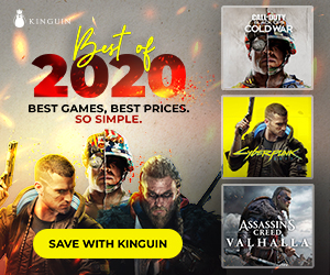 Kinguin Best of 2020