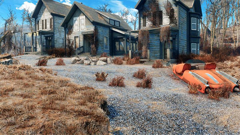 Fallout 4 Natural Landscapes 1