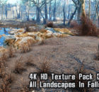 4K HD Texture Pack Overhauls All Landscapes In Fallout 4