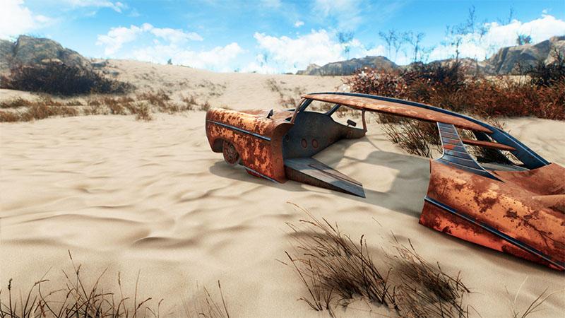 Fallout 4 Natural Landscapes 3