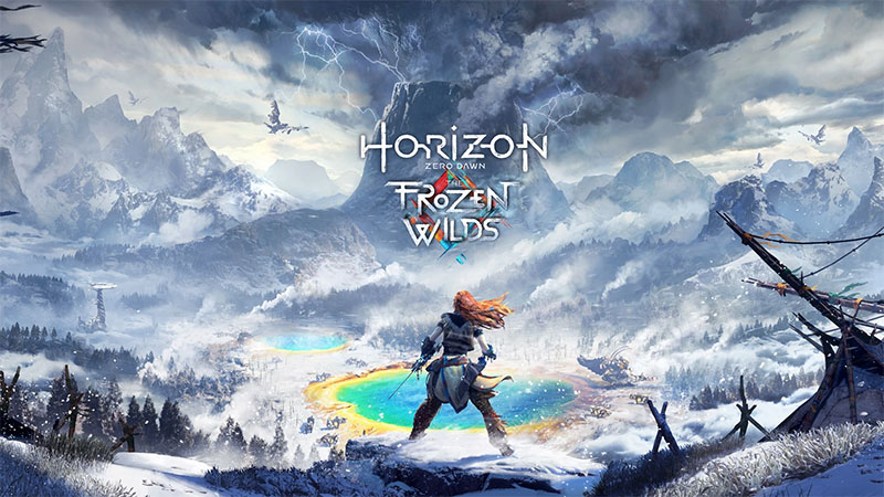 Horizon Zero Dawn - The Frozen Wilds DLC