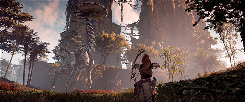 Horizon Zero Dawn Ultra Wide